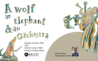 A Wolf, an Elephant, and an Orchestra!